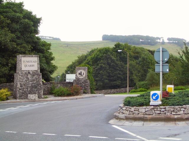 Tunstead Quarries