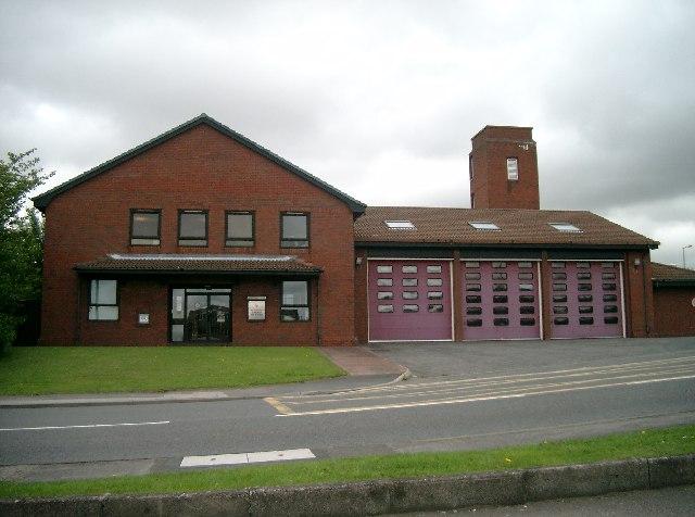 Garforth Fire Station