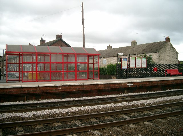 Micklefield Station