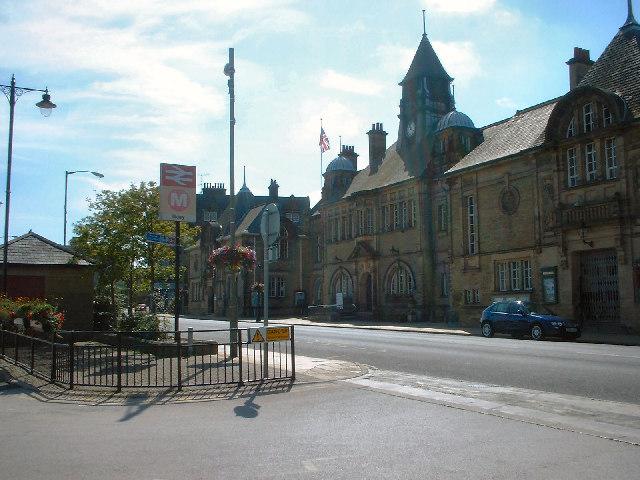Ilkley Town Hall