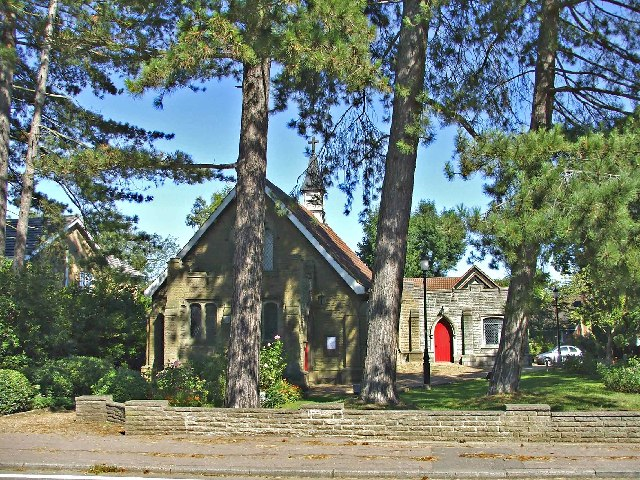 St Paul's Church, Camlet Way, Hadley Wood