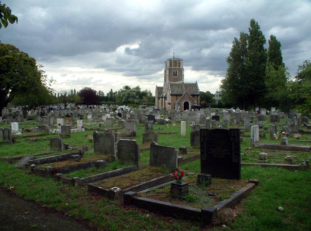 Camberwell New Cemetery SE23