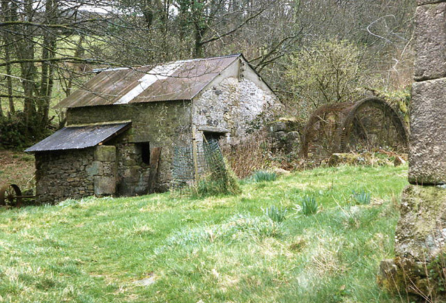 North Bovey: Lower West Coombe Farm
