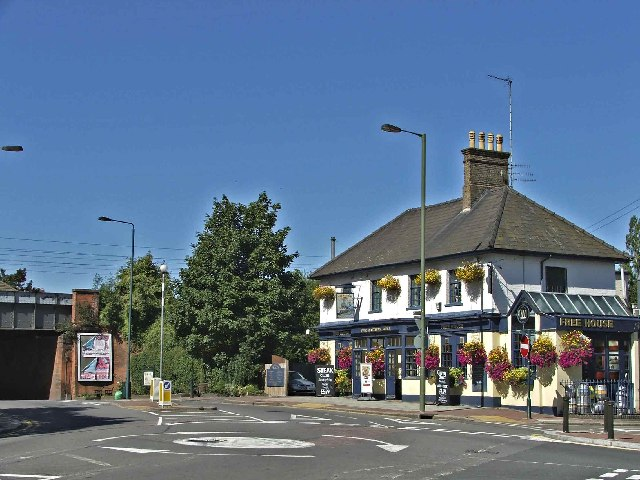 The Railway Bell, East Barnet Road