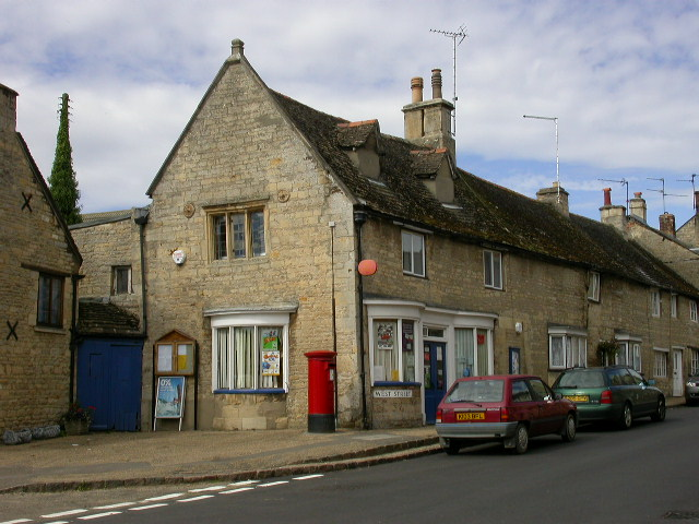 King's Cliffe Post Office
