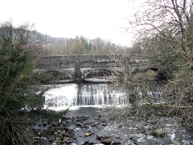 Swansea Canal Aqueduct at Ystalyfera