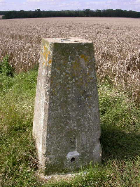 Trig Point No. S6789