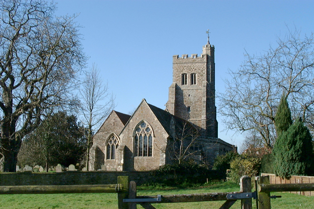 Parish Church, Wittersham, Kent