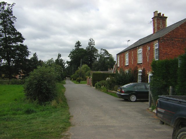 Kennel Lane, Doddington