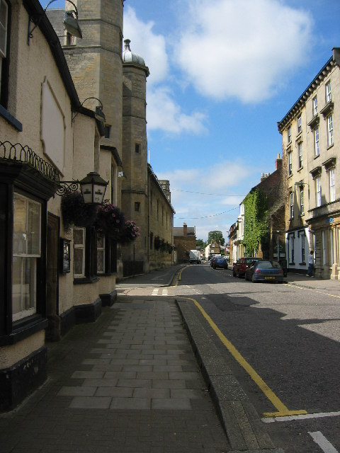 High Street West, Uppingham