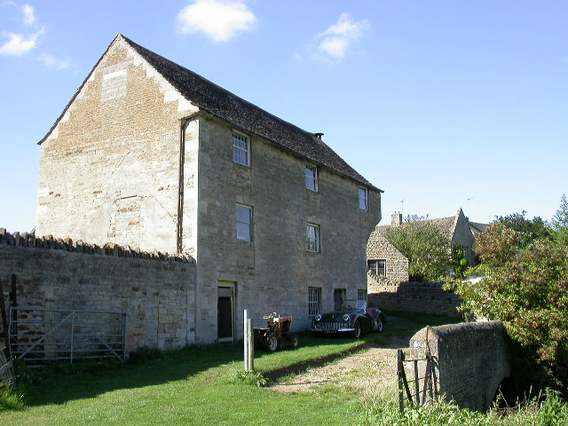 Water Mill at King's Cliffe