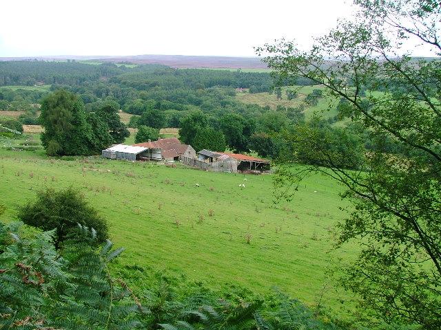 Cowhouse Bank Farm