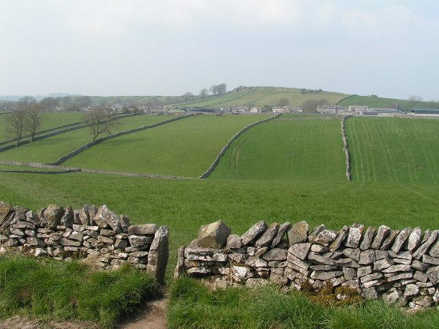 View towards Litton