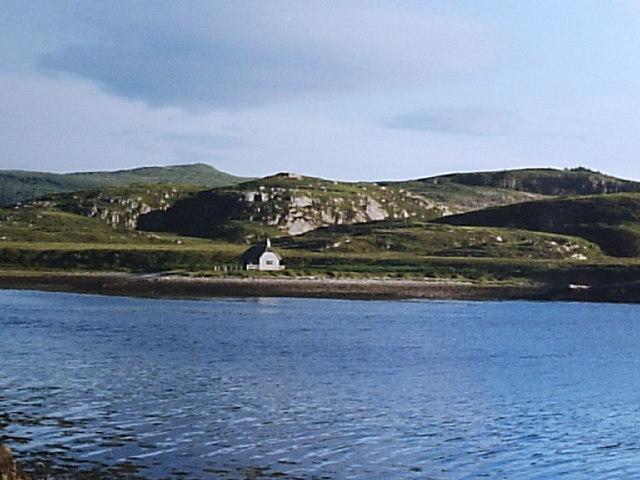 Laxford Bay Fishing Hut