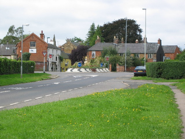 Road Junction, Uppingham