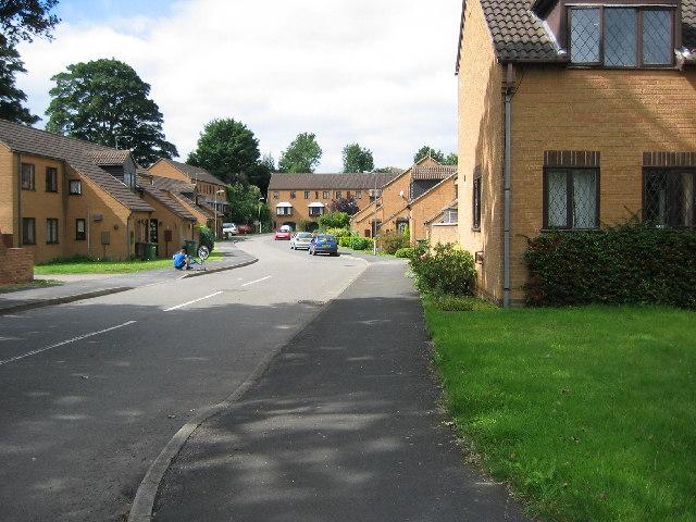 Modern Housing, Uppingham, Rutland