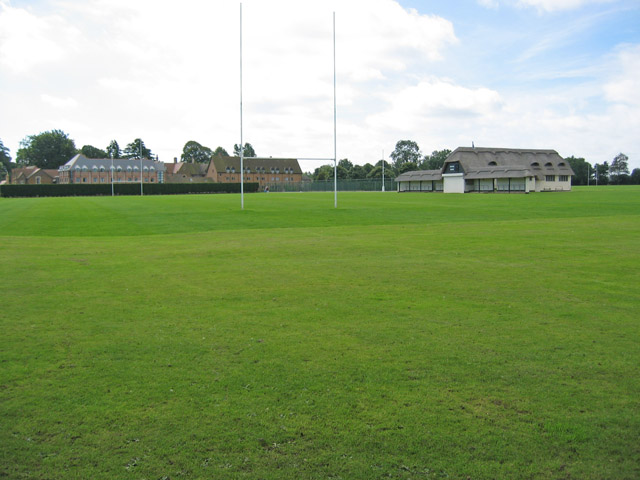 School playing fields, Uppingham