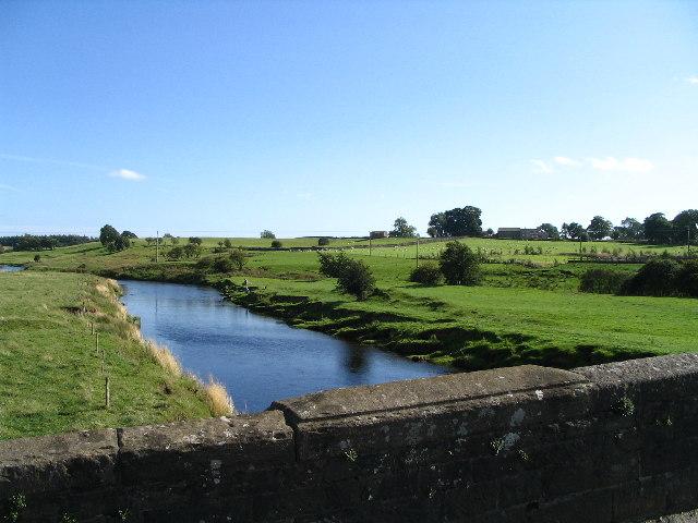 Cow Bridge, River Ribble