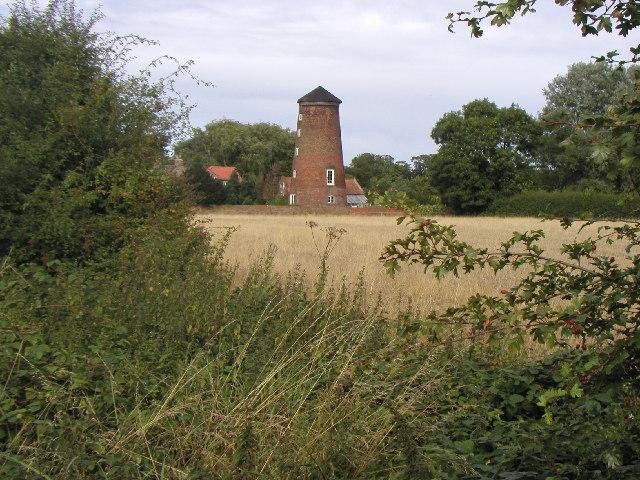 Burton Pidsea Windmill