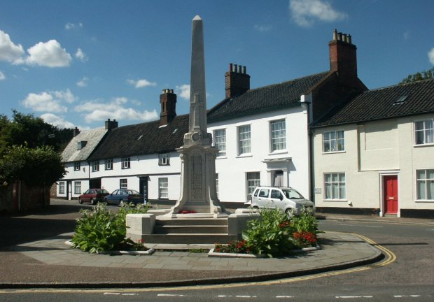 War Memorial, Wymondham