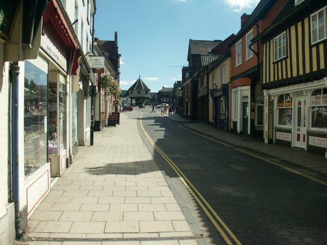 Market Street, Wymondham