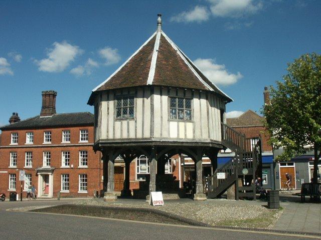 Market Cross, Wymondham