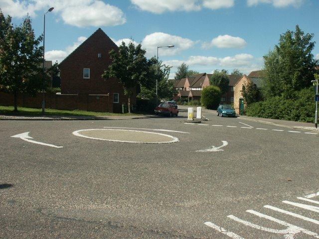 Briton Way, Wymondham