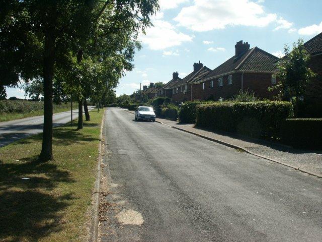 Housing, Wymondham
