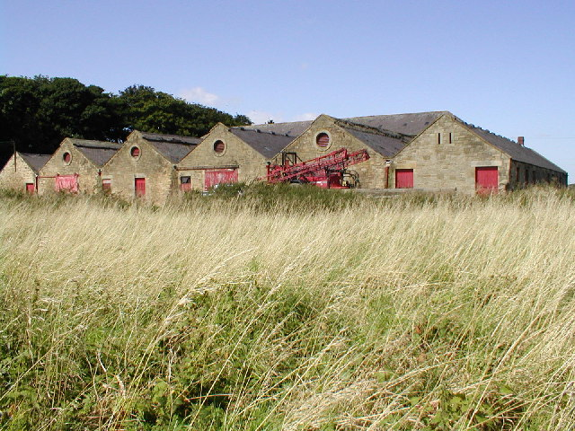 West Brunton Farm