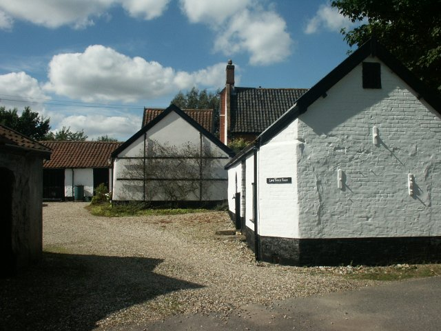Lime Trees Farm, near Silfield