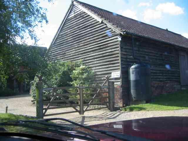 Rusling End Farm