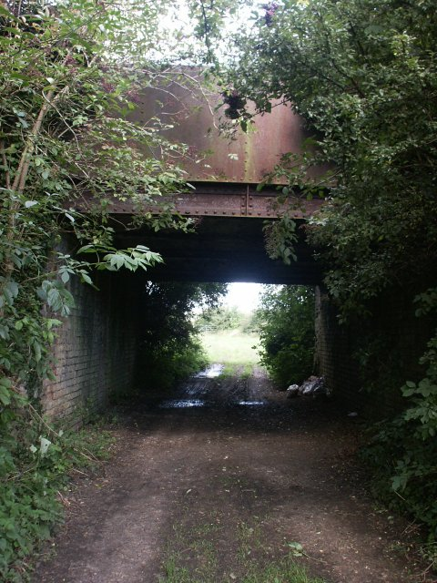 Railway Bridge, Wymondham