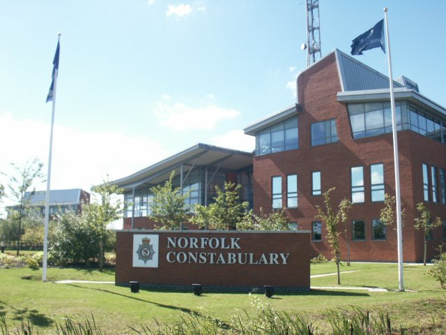 Norfolk Constabulary HQ, Wymondham