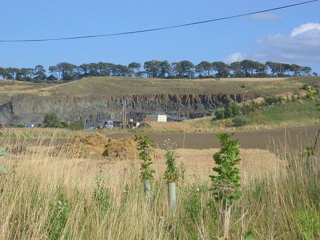 Craigpark Quarry.