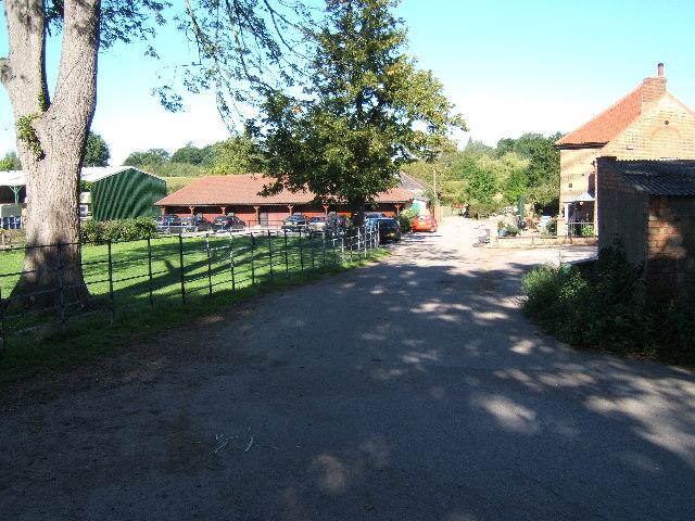 Barwell Farm