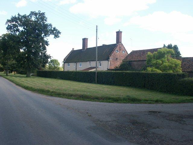 High Ash Farm, Ketteringham