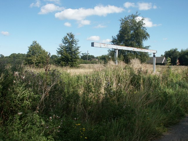 Disused filling station, Hethersett
