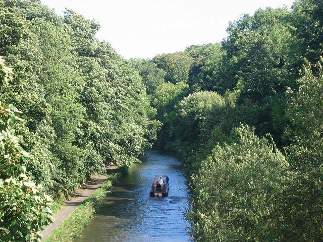 Union Canal, Ratho.