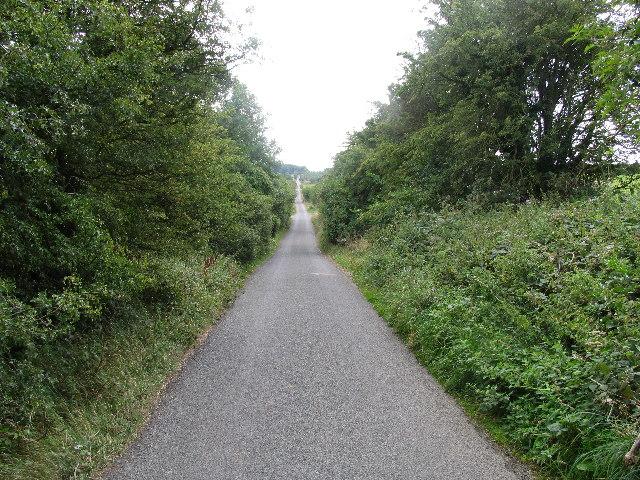 Lane to Cleeve Common