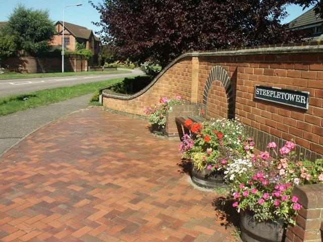 Churchfields estate, Hethersett