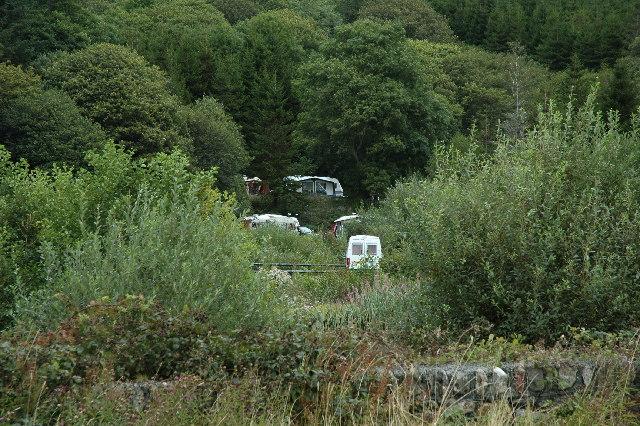 Panteidal Caravan Site, Aberdyfi
