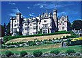 NH7389 : Skibo Castle near Dornoch by Christine Matthews