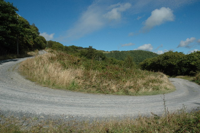 Track to Glygyrog-wen