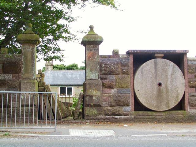 Coldsprings Original Entrance