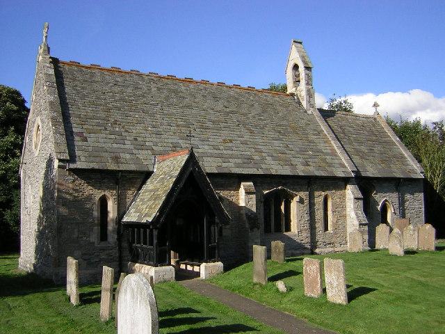 St.Cecilia's church, Girton, Notts.