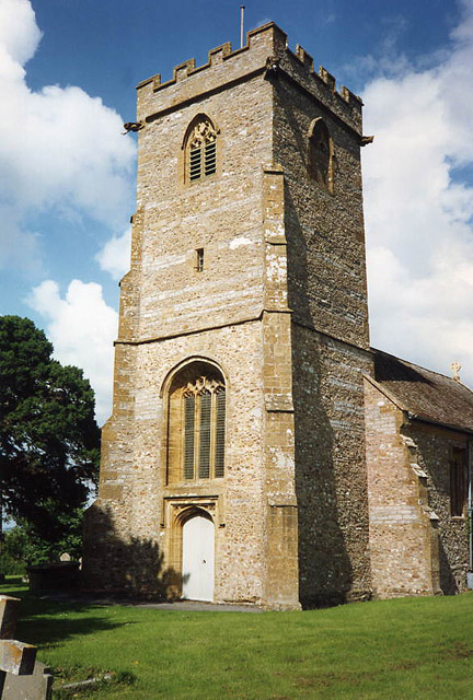 Ashill: church