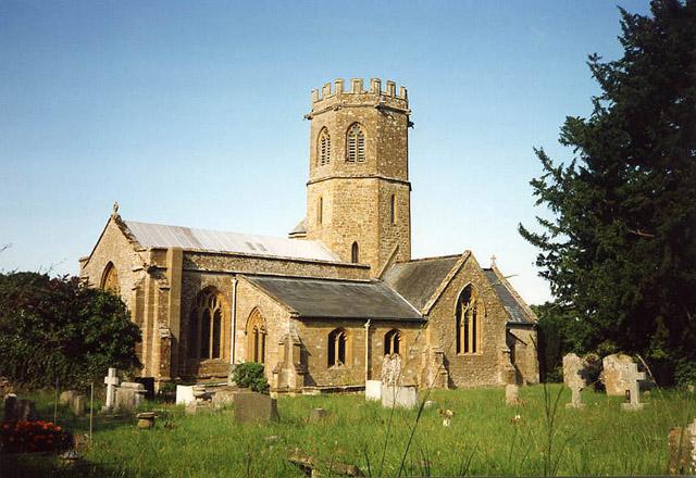 Barrington: church