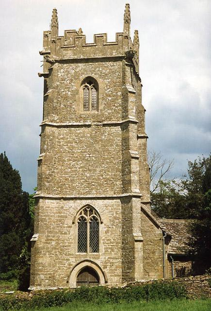Charlton Musgrove: church