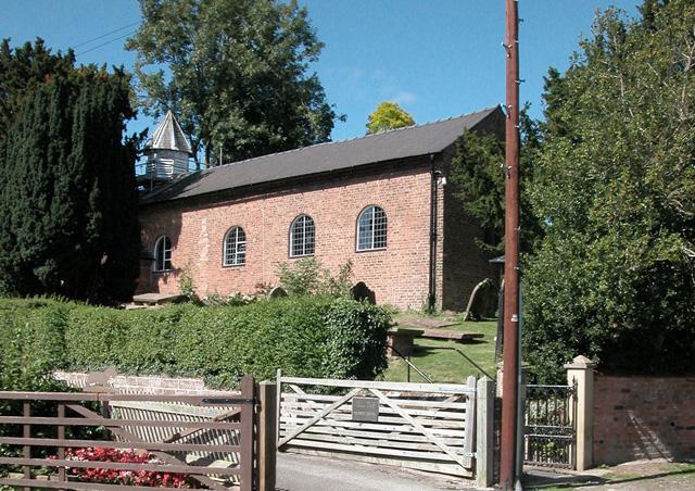 Guilden Sutton Church