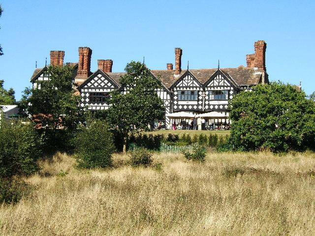 Hillbark House